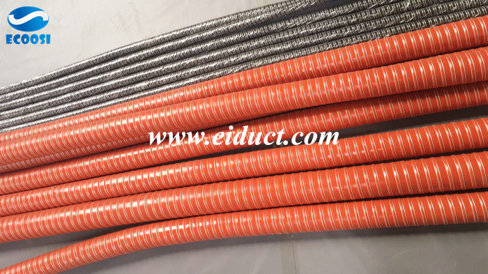 High Temperature Silicone Air Duct Hose