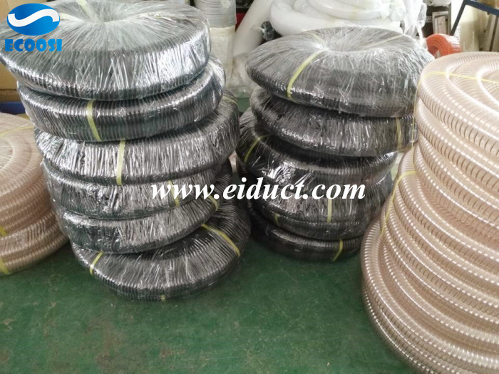 Lightweight-TPE-industrial-duct-hose