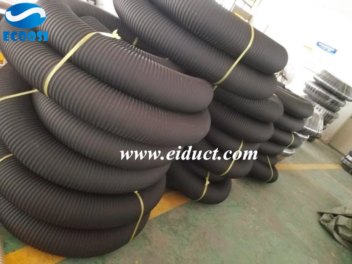 Thermoplastic-Rubber-Duct