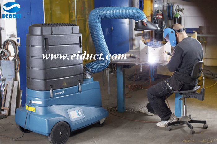 Flexible Extraction Suction Hose For Dust Collection