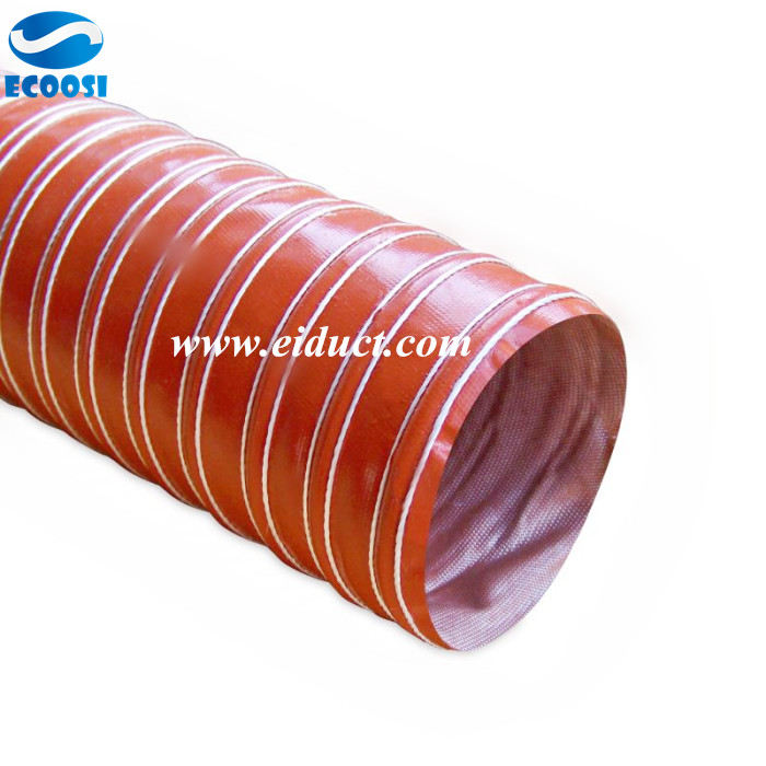 Double-Layer-Silicone-Duct