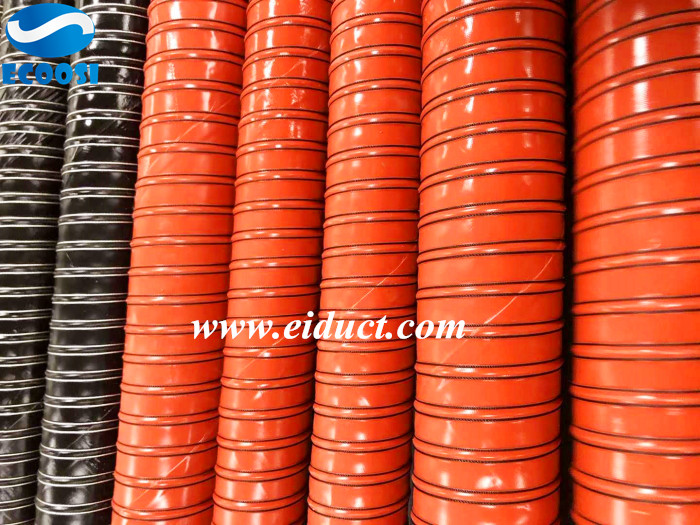 Double-Layer-Silicone-Hose